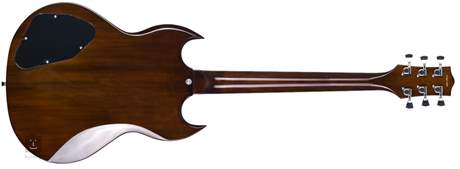 JAY TURSER JT-50-WA-A-U Elektrická kytara