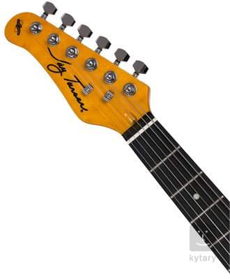JAY TURSER JT-30-LH-BK-A-U Levoruká dětská elektrická kytara