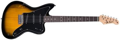 JAY TURSER JT-JG-TSB-A-U Elektrická kytara
