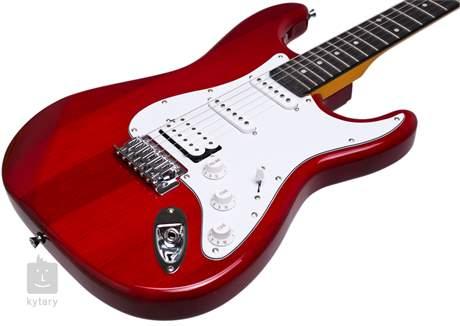 JAY TURSER JT-301-TR-A-U Elektrická kytara