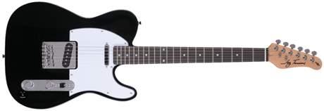 JAY TURSER JT-LT-BK-A-U Elektrická kytara
