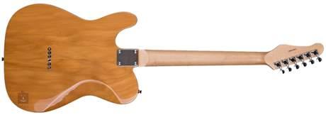 JAY TURSER JT-LT-N-A-U Elektrická kytara