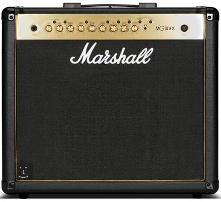 MARSHALL MG101GFX Kytarové tranzistorové kombo