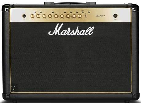 MARSHALL MG102GFX Kytarové tranzistorové kombo