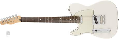 FENDER Player Telecaster LH PF PWT Levoruká elektrická kytara