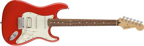 FENDER Player Stratocaster HSS PF SRD Elektrická kytara
