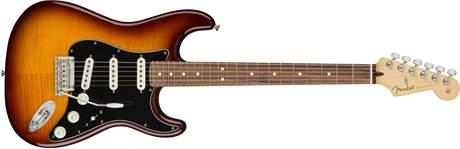 FENDER Player Stratocaster Plus Top PF TBS Elektrická kytara