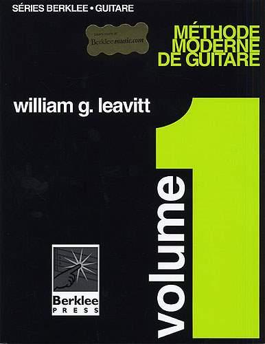 berklee modern method for guitar