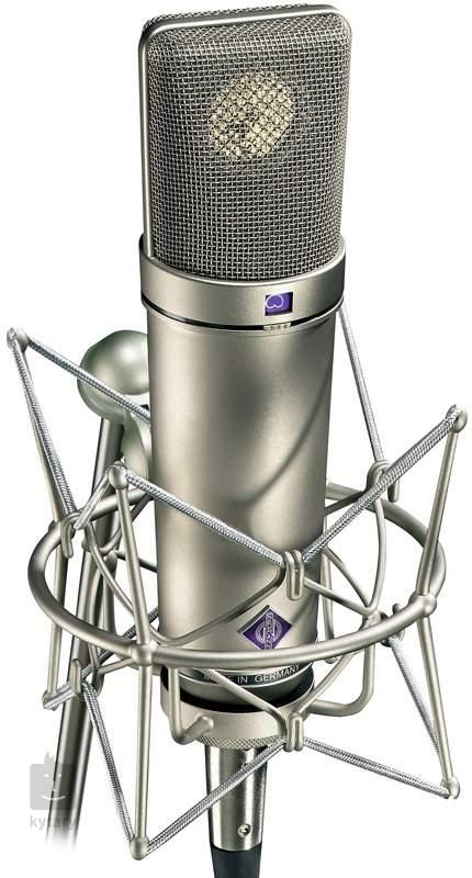 11cfc36d642 NEUMANN U87Ai STUDIO Kondenzátorový mikrofon