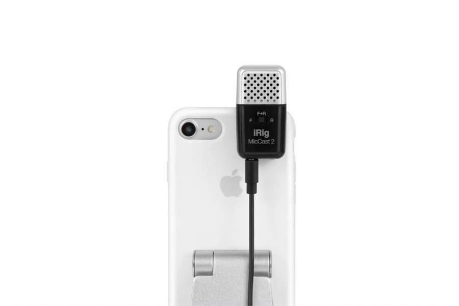 Připojte mikrofon k iphone