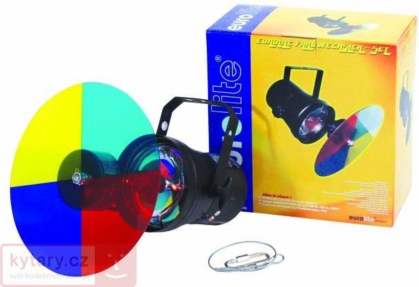 Eurolite Měnič barev pro zrcadlové koule