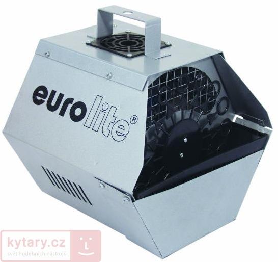 Eurolite Bubble Machine - stříbrný