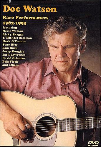 MS Doc Watson: Rare Performances 1982-1993 DVD