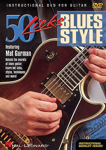 MS 50 Licks Blues Style