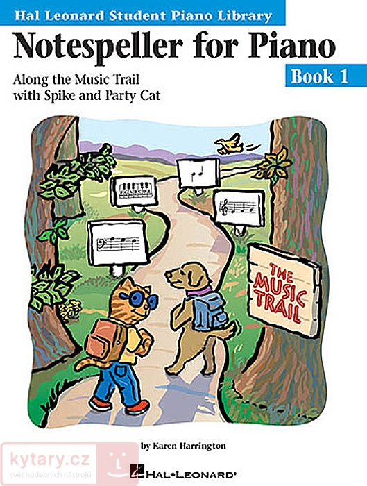 MS Hal Leonard Student Piano Library: Notespeller For Piano Book 1
