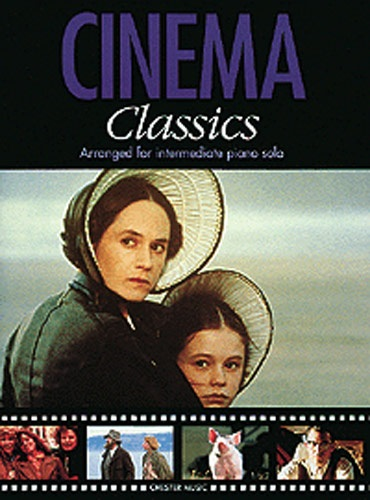Fotografie MS Cinema Classics Arranged For Intermediate Piano Solo