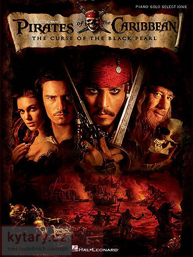 MS Pirates Of The Caribbean: Piano Solo Selections