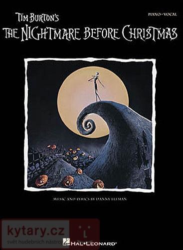 MS Disney Tim Burton's the Nightmare Before Christmas Sel PVG
