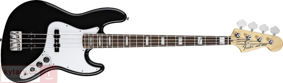 Fender 70s Jazz Bass RW BK