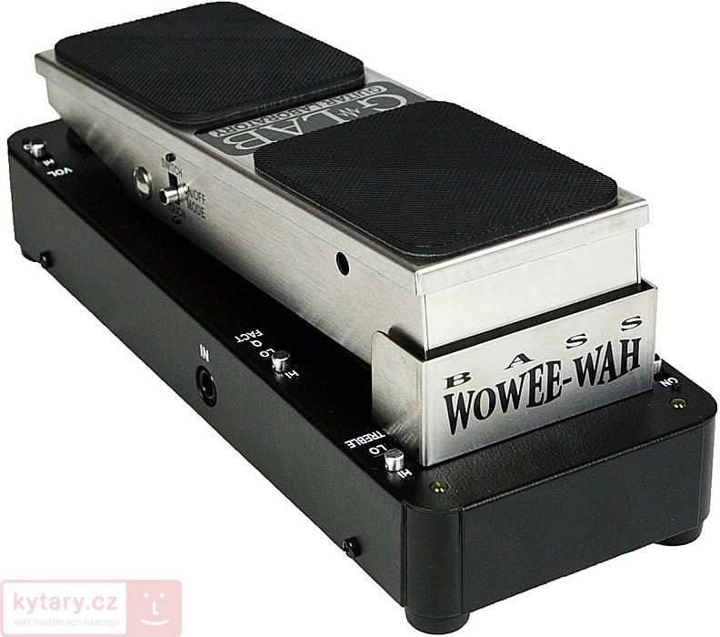 Fotografie G-Lab Bass Wowee-Wah BWW-1