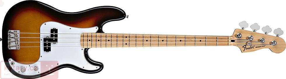Fender Standard Precision Bass MN BSB