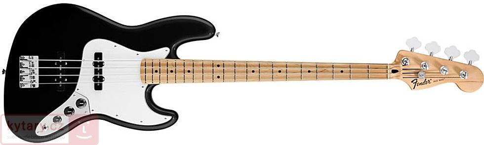 Fender Standard Jazz Bass MN BK