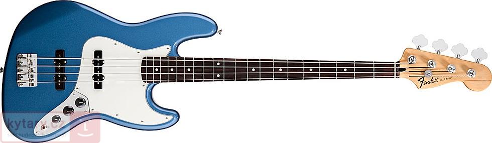 Fender Standard Jazz Bass RW LPB