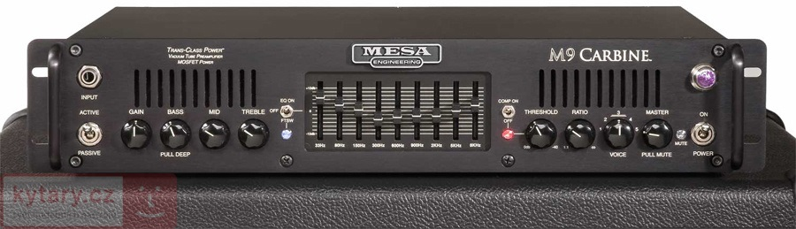 Mesa Boogie M9 Carbine 2HU