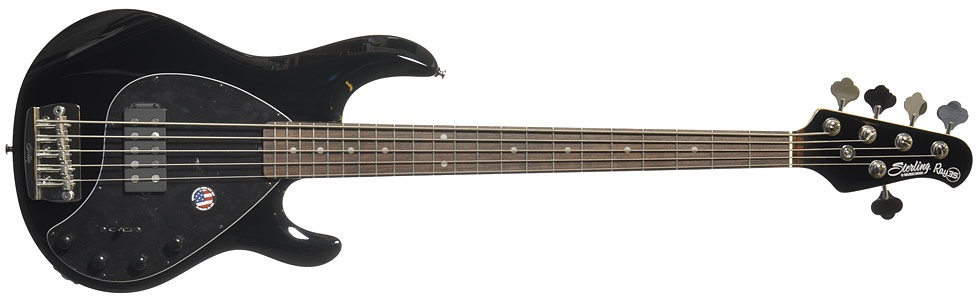 Sterling by Music Man RAY35 Black