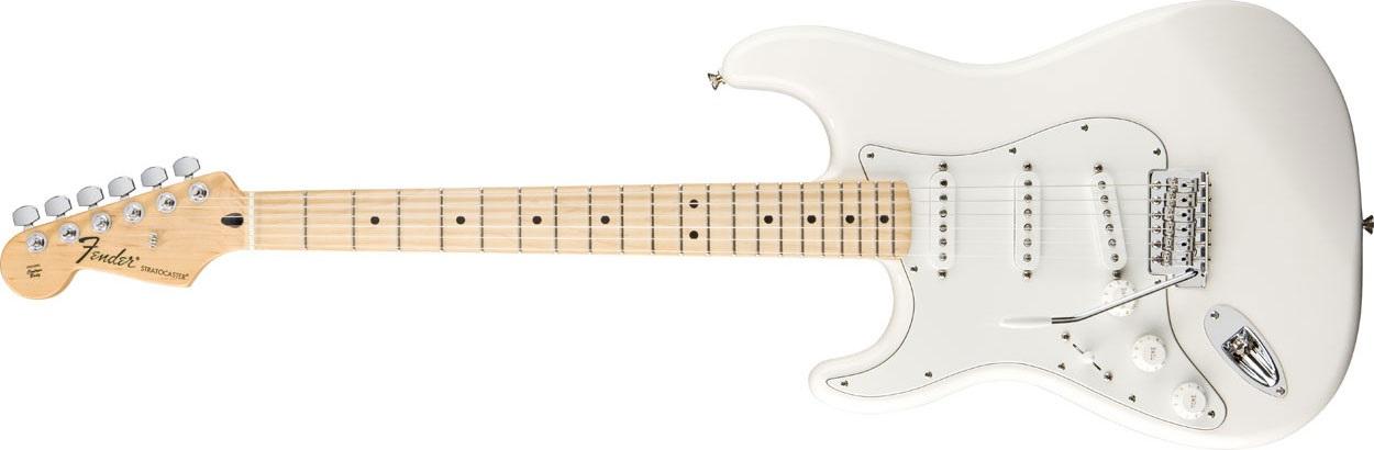 Fender Standard Stratocaster LH MN AW