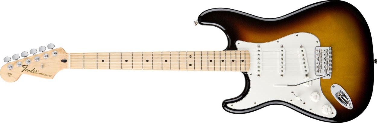 Fender Standard Stratocaster LH MN BSB