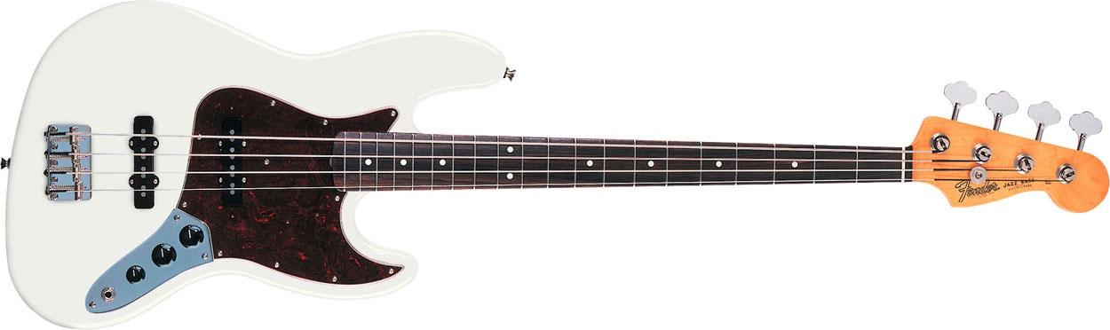 Fender 60s Jazz Bass RW OW