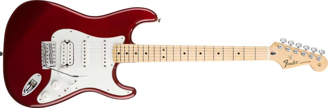 Fender Standard Stratocaster HSS MN CAR