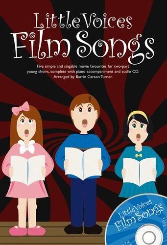 Fotografie MS Little Voices - Film Songs