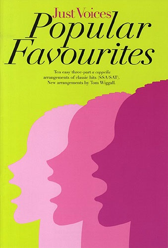MS Just Voices: Popular Favourites