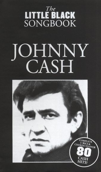 Fotografie MS The Little Black Songbook: Johnny Cash