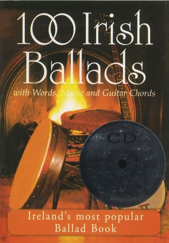 Fotografie MS 100 Irish Ballads - Volume 1 (CD Edition)