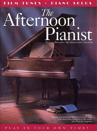 Fotografie MS The Afternoon Pianist: Film Tunes