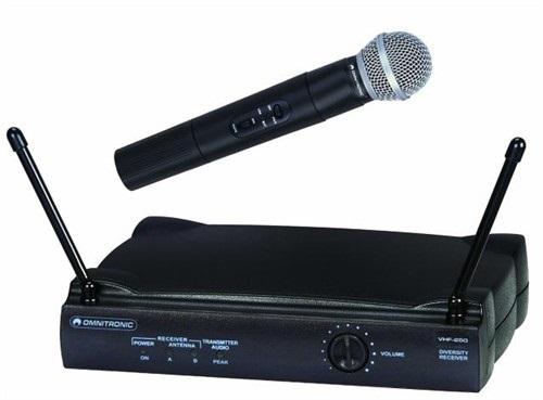 Omnitronic VHF-250 179.000 MHz