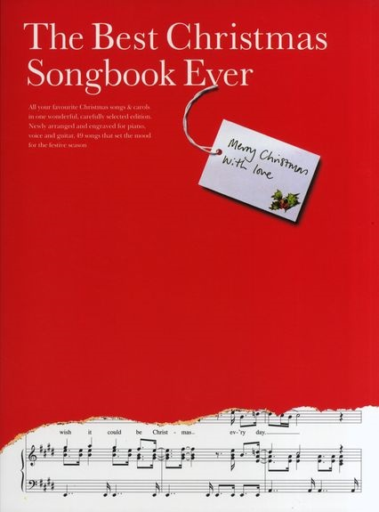 MS The Best Christmas Songbook Ever