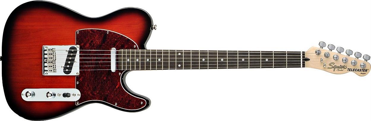 Fender Squier Standard Telecaster LRL AB