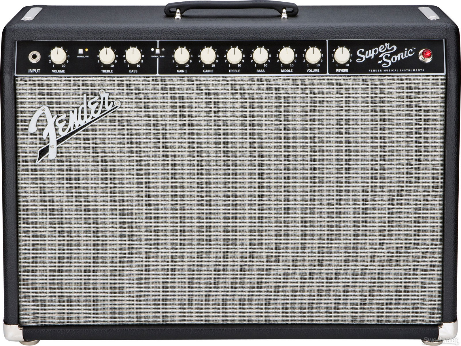 Fender Super-Sonic 22 Black
