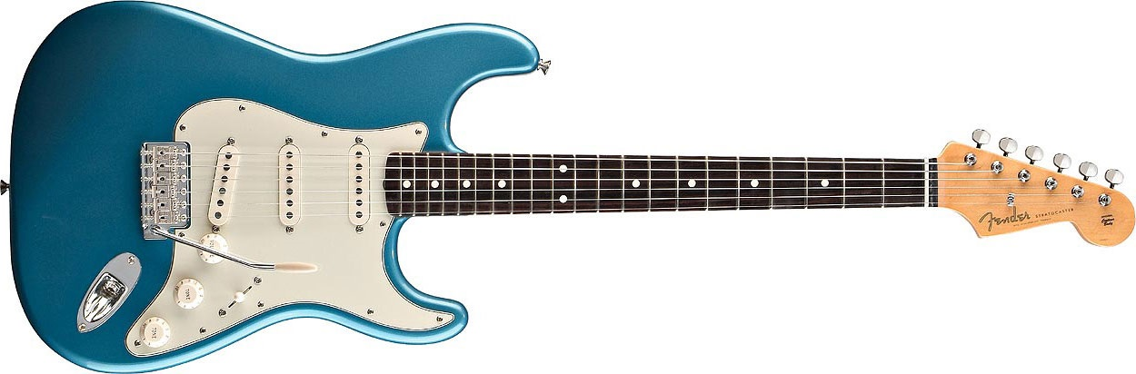 Fender Classic Series 60s Stratocaster RW LPB