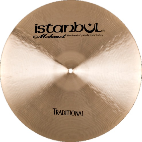 "Fotografie Istanbul Mehmet 16"" Traditional Thin crash"