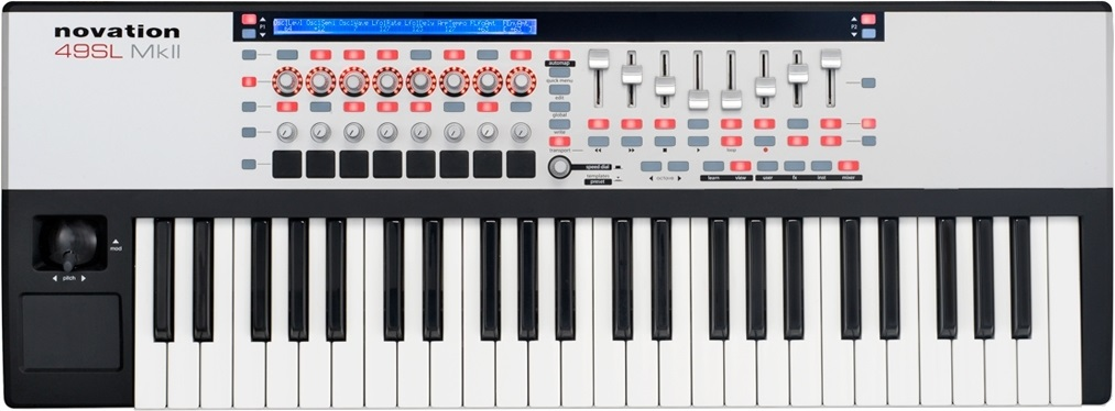 Novation ReMOTE 49 SL MKII (použité)