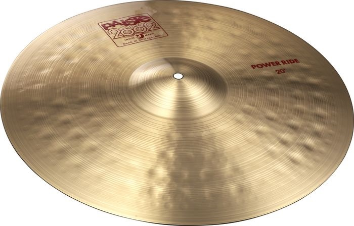 "Fotografie Paiste 20"" 2002 Power Ride"