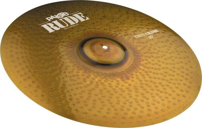 "Fotografie Paiste 16"" Rude Thin Crash"