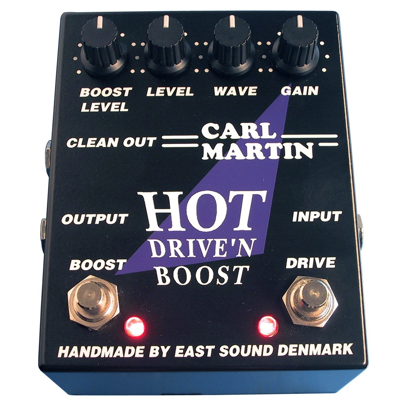 Carl Martin Hot Drive'n Boost MKII