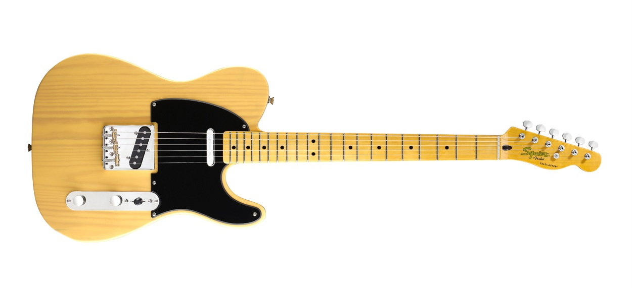 Fender Squier Classic Vibe Telecaster 50s MN BB