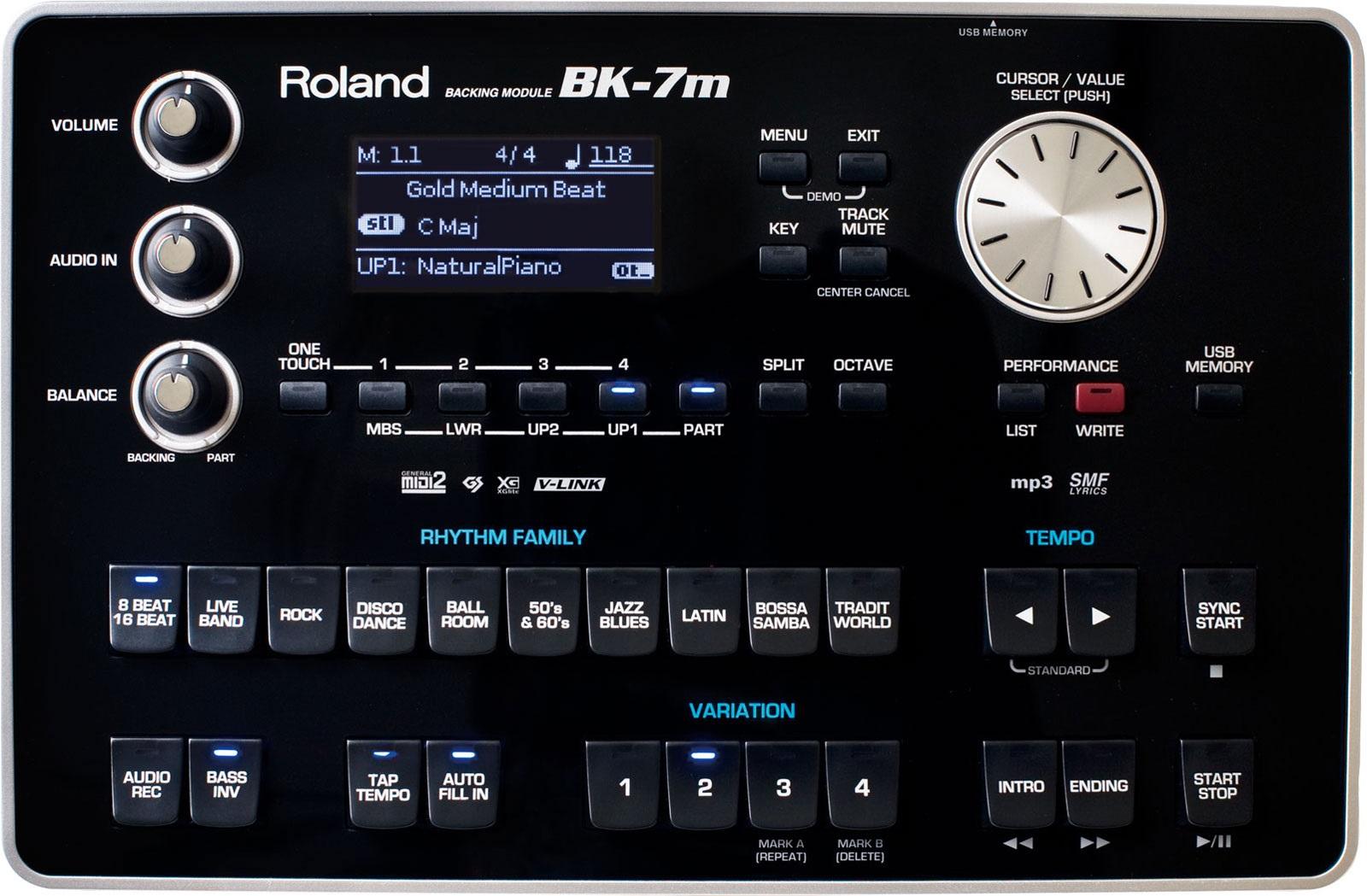 Roland BK-7m